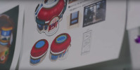 Building Concept Art Pokemon Moon Sun