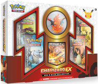 Charizard EX Red Blue Collection American