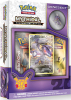 Genesect Mythical Pokemon Collection