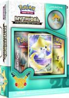 Jirachi Mythical Pokemon Collection