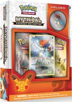 Keldeo Mythical Pokemon Collection
