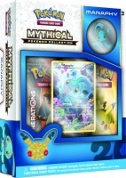 Manaphy Mythical Pokemon Collection