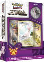 Mythical Pokemon Collection Mew Front