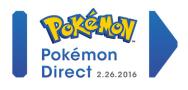 Pokemon Direct This Friday!
