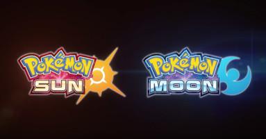 Pokemon Sun Moon English Logos