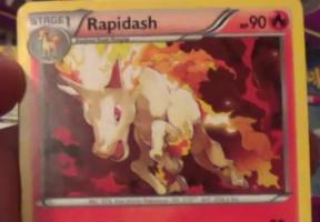 Rapidash Generations