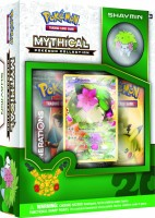 Shaymin Mythical Pokemon Collection