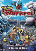 The Rise of Darkrai DVD Box Art