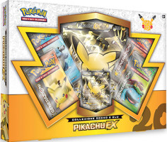 Pikachu EX Red Blue Collection