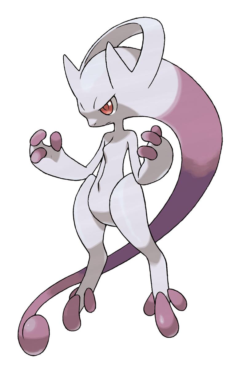 mewtwo�s new forme revealed on �pokemon smash� pok233beach