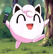 Jigglypuff Singing