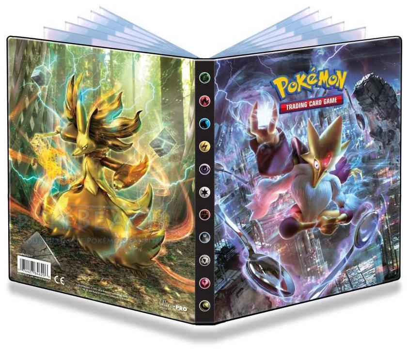 Pokémon: A5 sběratelské album - XY - Fates Collide