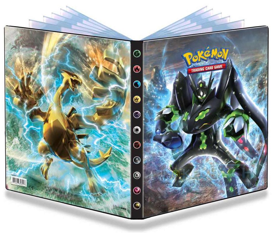 Pokémon: A4 sběratelské album - XY - Fates Collide