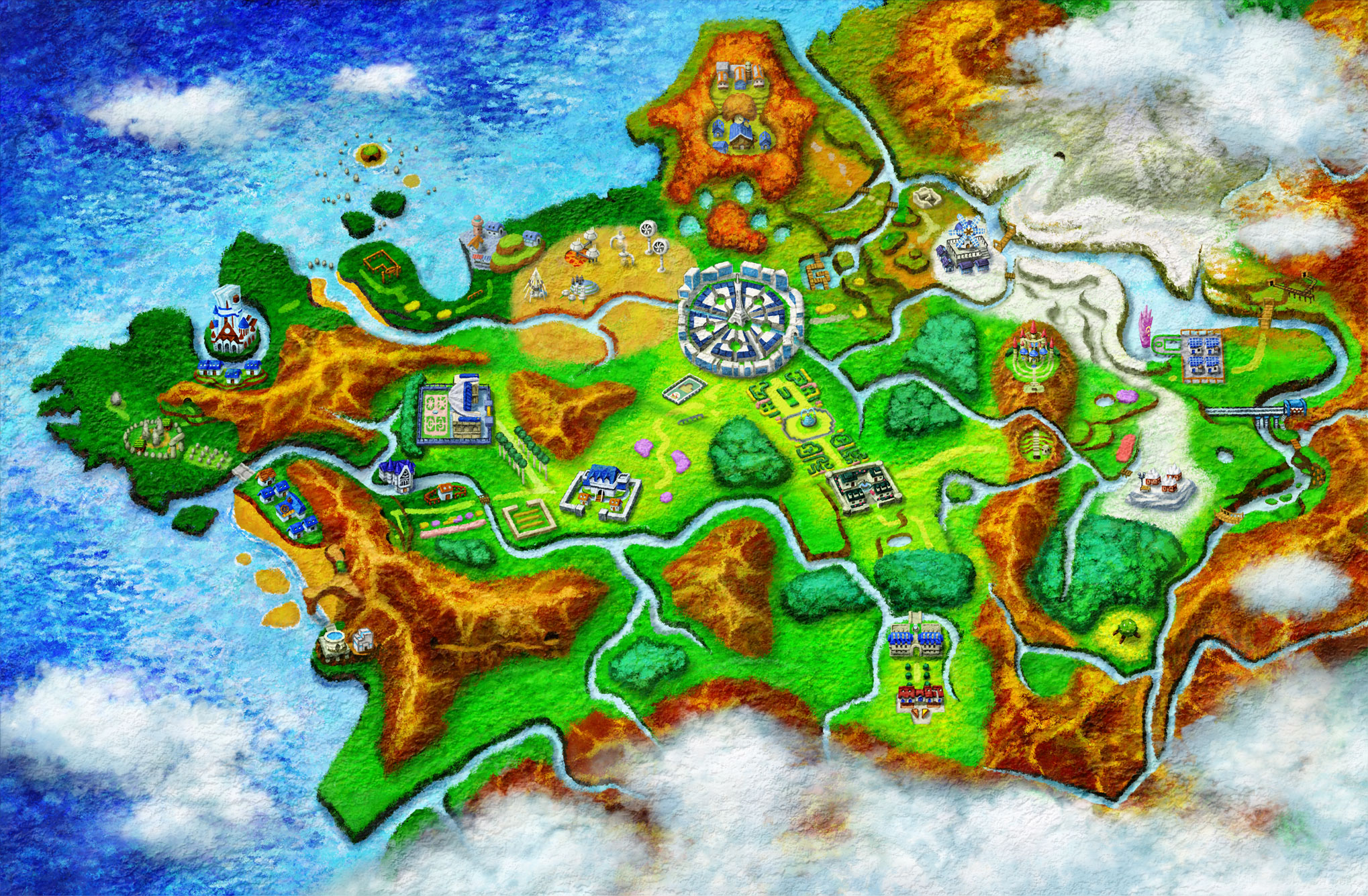 pokemon x and y website updates with english