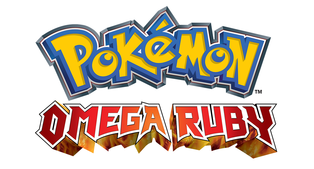 Pokemon Sapphire Logo