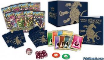 Ancient Origins Elite Trainer Box Contents
