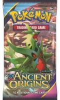 Ancient Origins Mega Tyranitar Booster Pack