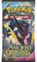 Ancient Origins Shiny Mega Rayquaza Booster Pack