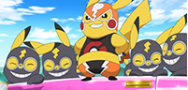 Cosplay Pikachu Special, Hoopa Movie Info on June 18th