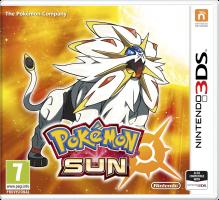 Pokemon Sun Box Solgaleo