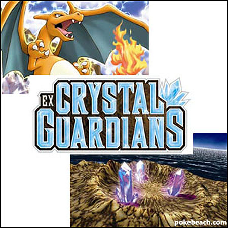 EX Crystal Guardians