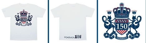 Mewtwo - 151 Brand T-Shirt Overview