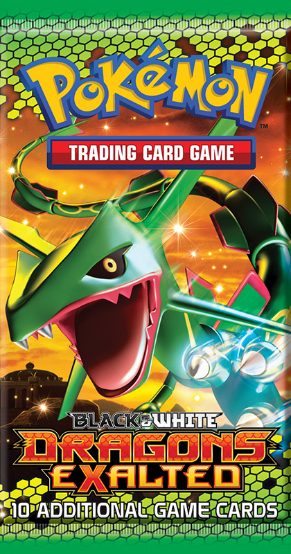 'Dragons Exalted' Giratina-EX, Rayquaza-EX, and Garchomp ...