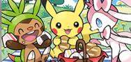 Pikachu Promo in 7-11 Bento Set