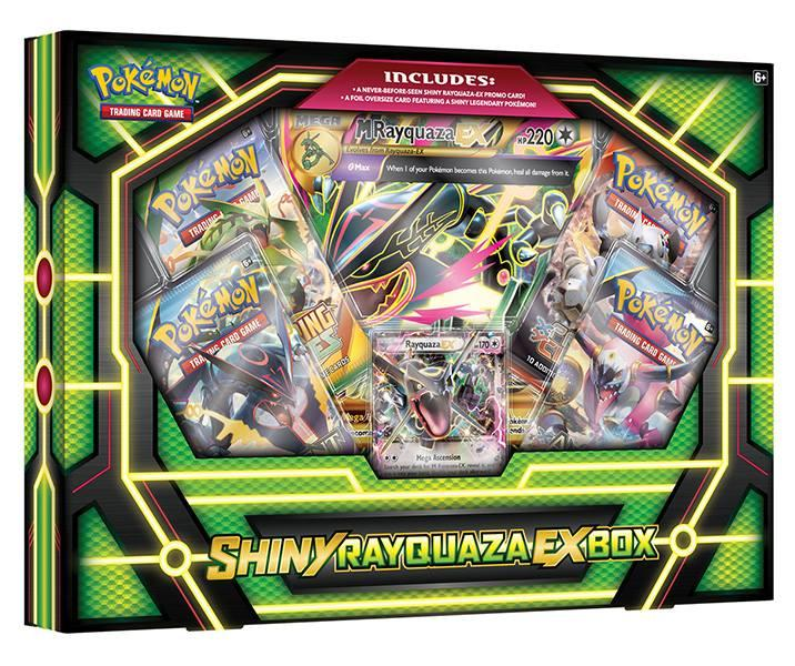 From ancient origins in shiny rayquaza ex box pok 233 beach