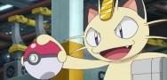 XY78 'Fierce Battle in the Poké Ball Factory! Pikachu VS Meowth!!'
