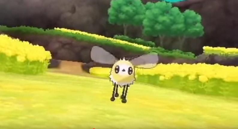 [JEUX VIDEO] Pokémon : Attrapez-les Tous!! (Nintendo) - Page 3 Cutiefly