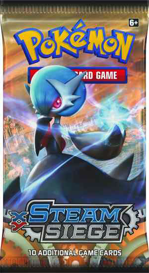 Nouveautés Cartes Pokémon Steam-Siege-Gardevoir-Booster-Pack