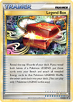 Legend Box from HS - Undaunted