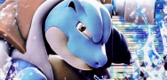 3, 2, 1… Blastoff with Blastoise!