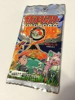Base Set Japanese Booster Pack