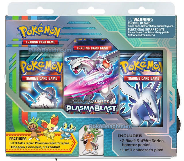 XY Blister Pack