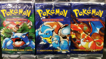 Base Set Booster Packs