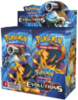 Evolutions Booster Box