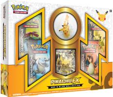 Pikachu EX Box 20th Anniversary