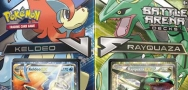 'Rayquaza vs. Keldeo Battle Arena Deck' Product Image!