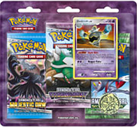 Stormfront blister pack featuring a Dusknoir Promo