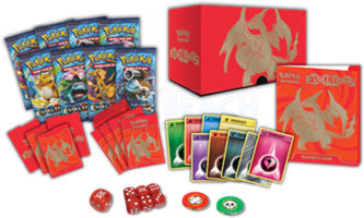 Evolutions Elite Trainer Box Charizard