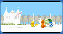 PokePark Wii - Pikachu's Great Adventure