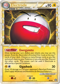 Electrode (#93) from HS - Triumphant