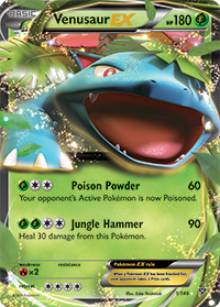 Venusaur-EX from XY