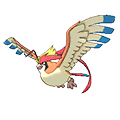 Mega Pidgeot in Omega Ruby and Alpha Sapphire