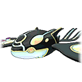 Primal Kyogre (Shiny) in Omega Ruby and Alpha Sapphire