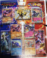 Double Mega Break Set M Aerodactyl EX + M Mawile EX + Luxray Break
