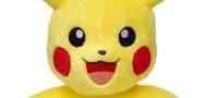 Build-a-Bear Pikachu Plush Revealed