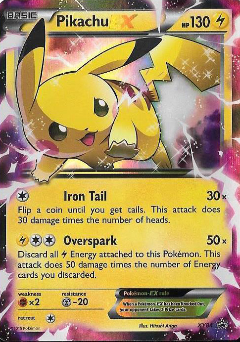 Pikachu Ex And Hoopa Ex Legendary Collections Out Early